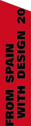 Seleccionados para representar al diseño español -From Spain With Design-