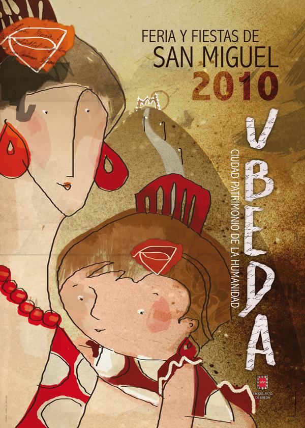 Premio del Cartel de Feria de Úbeda 2010