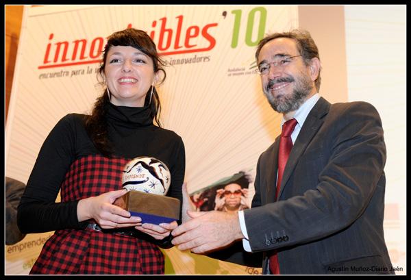 Premio Innovisibles 2010 a Isabel Cabello Studio