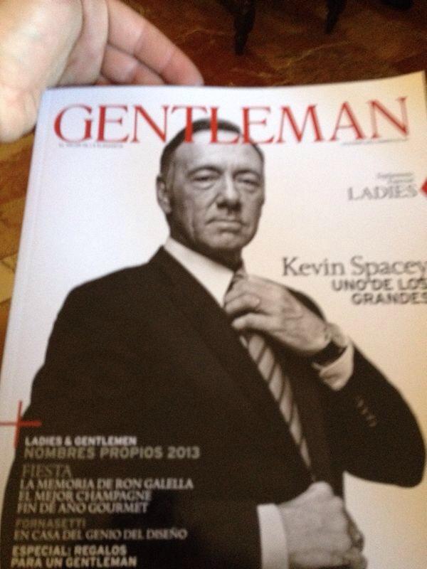 Claramunt en Gentleman
