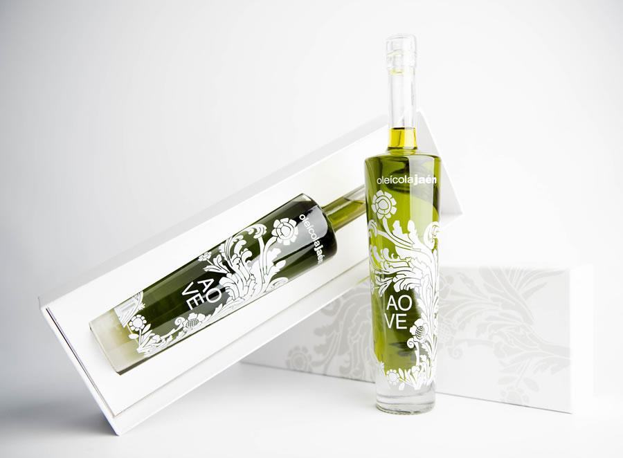Diseño de packaging para Oleicola Jaén – varias gamas