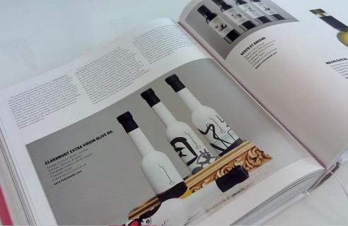 IC studio en el 3er volumen de TASCHEN de diseño de packaging