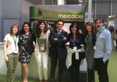 Con nuestros amigos de MERCACEI
