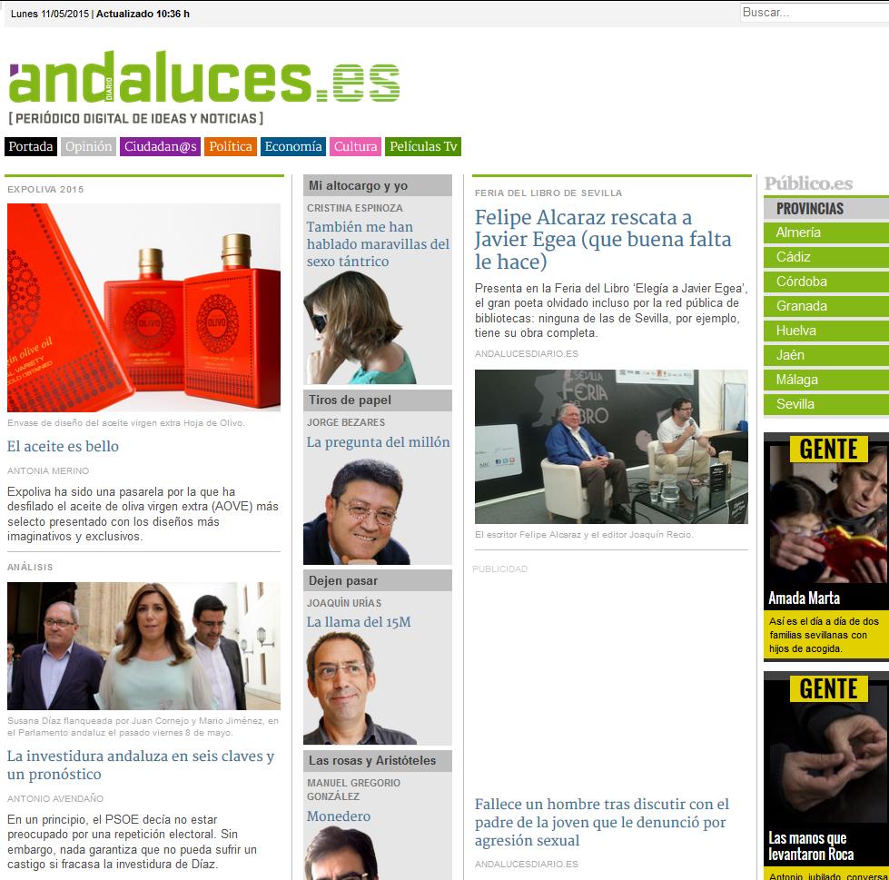 Diario Andaluces .es