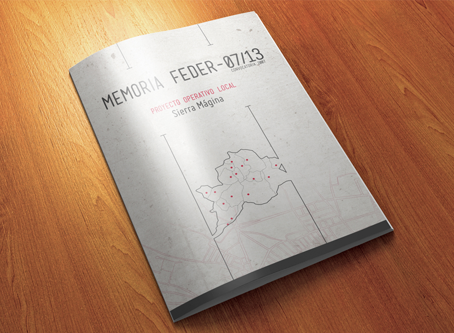 Proyecto FEDER convocatoria 2007 (Diputación de Jaén)