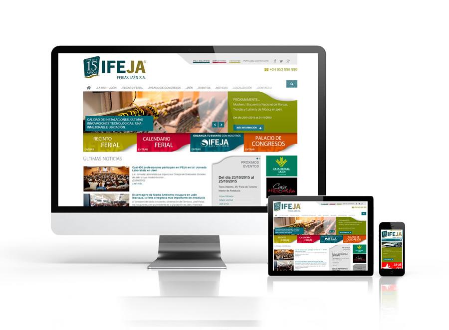 Nuevo diseño para IFEJA