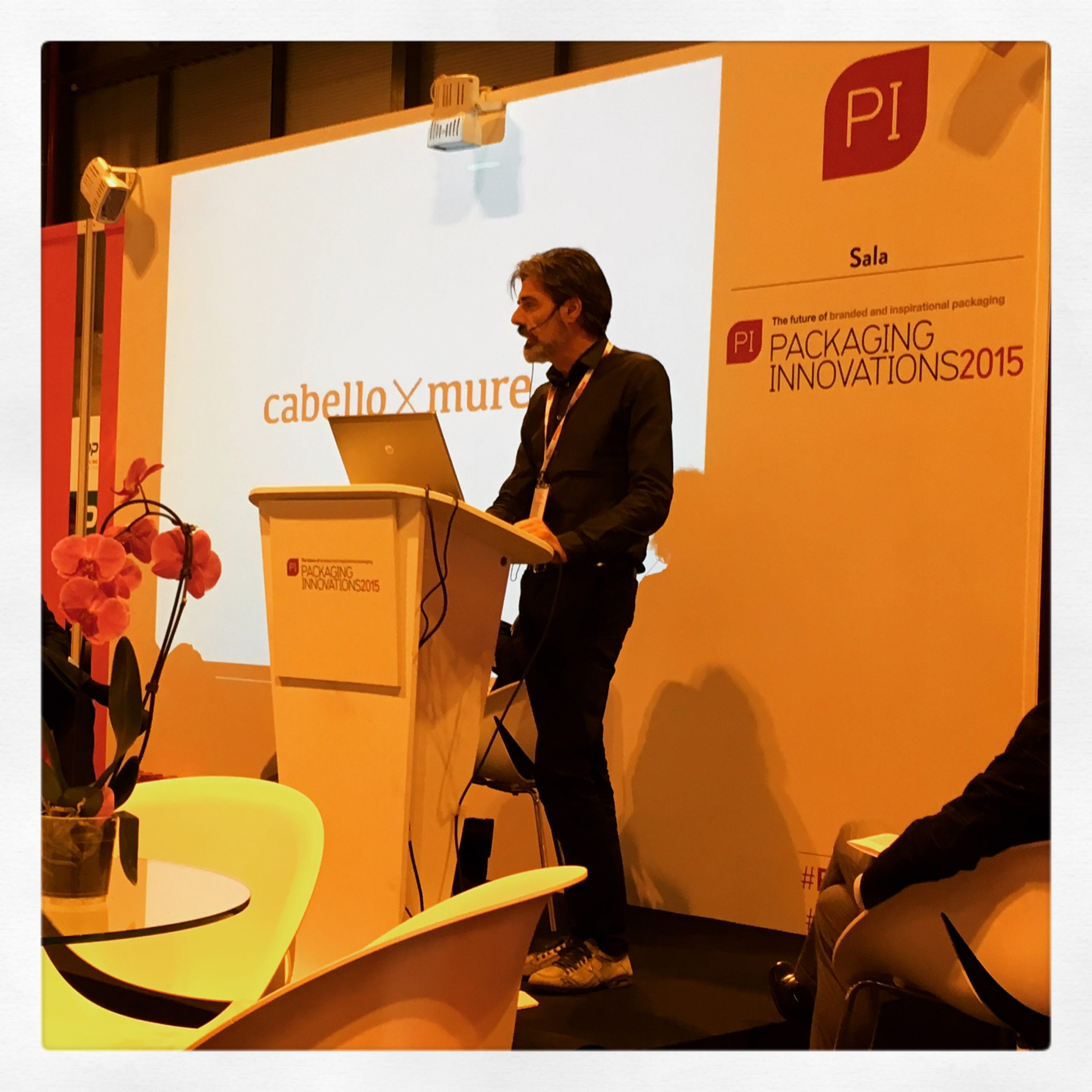 Participamos en la mesa de expertos celebrada en Packaging Innovations 2015