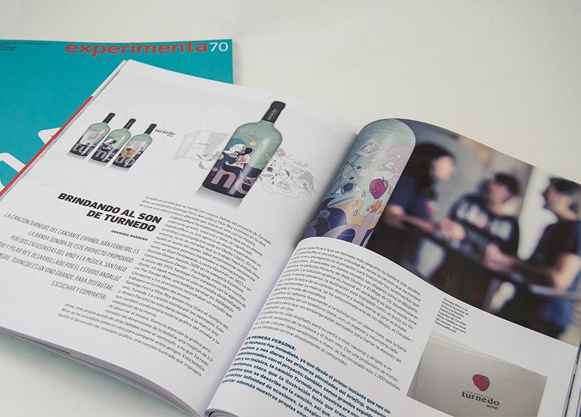 Artículo en Experimenta Magazine