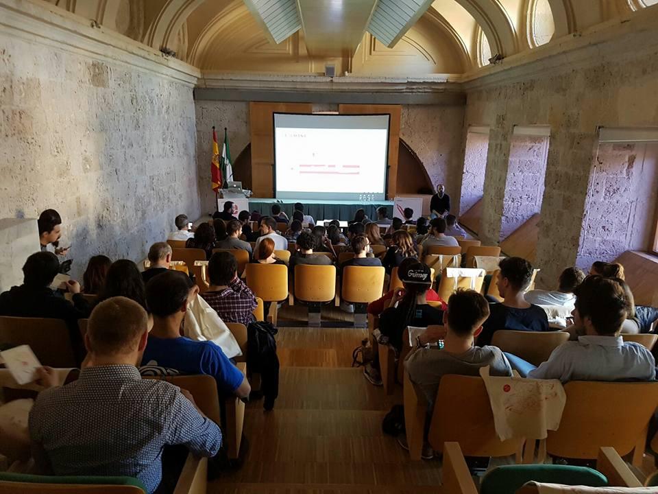 Participamos en la semana del diseño de Granada organizada por la EAG