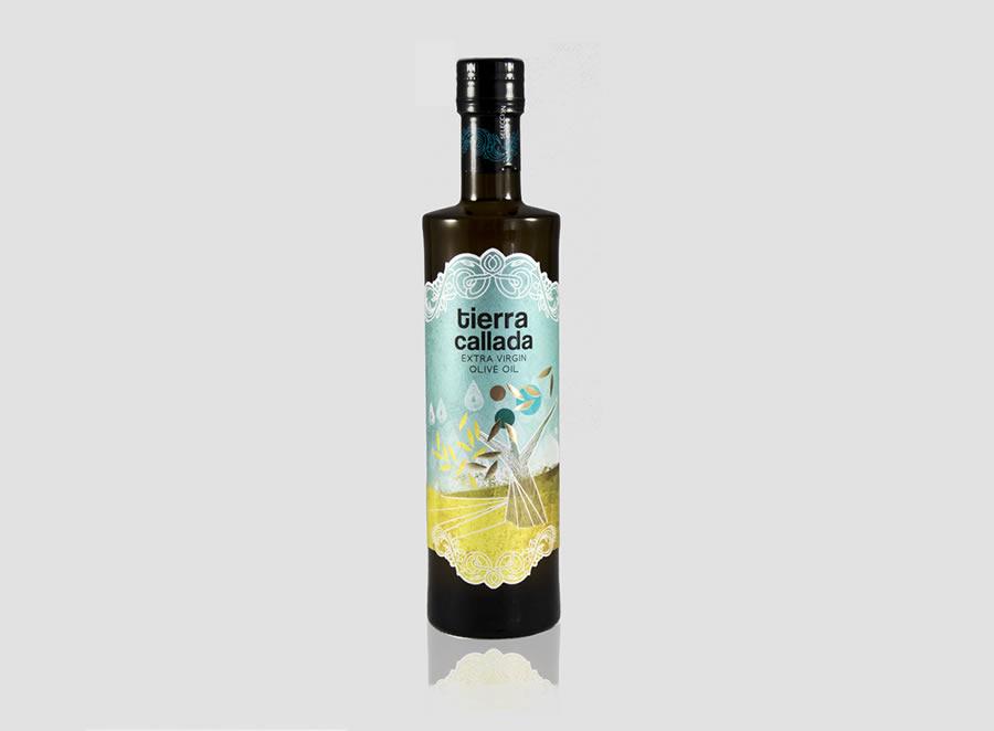 Tierra Callada, diseño de packaging