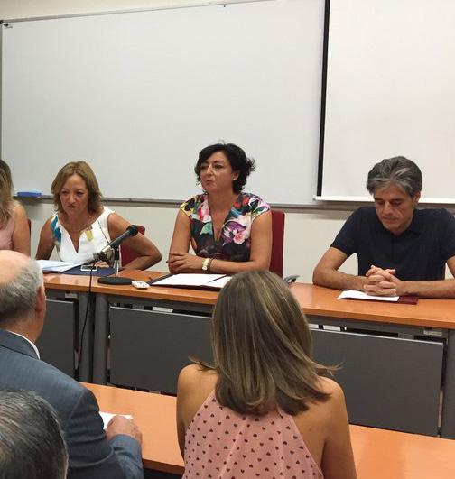 """Finalizamos en la UNIA la 3a edición del Curso """"Marca y Produto en el AOVE"""""""