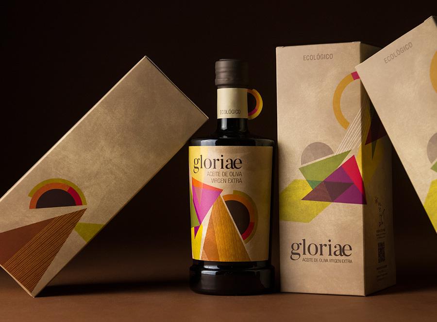 Gloriae, aceite de oliva virgen extra ecológico