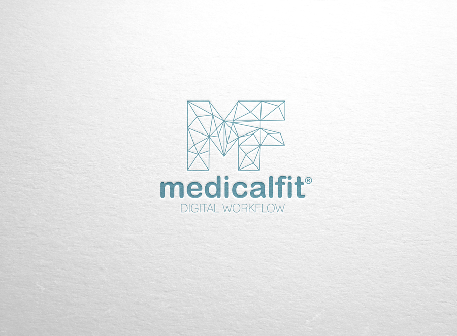 """Identidad corporativa """"Medical Fit"""""""