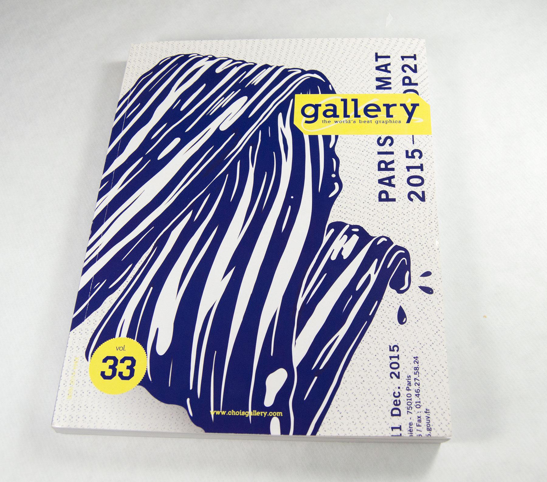 """Nuestro diseño para Nobleza del Sur publicado en la revista """"Gallery"""""""