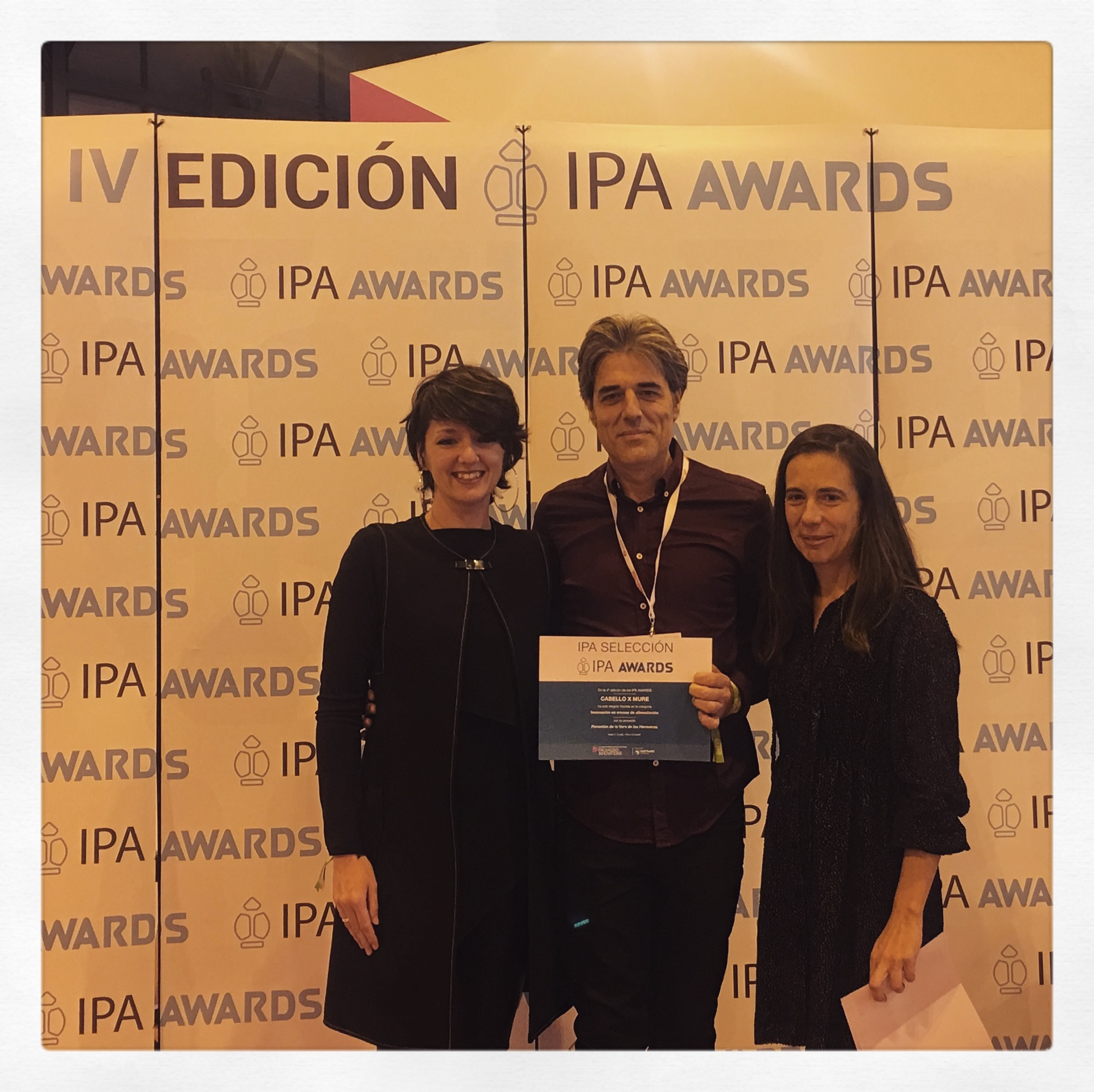 Nuevo premio IPA Awards
