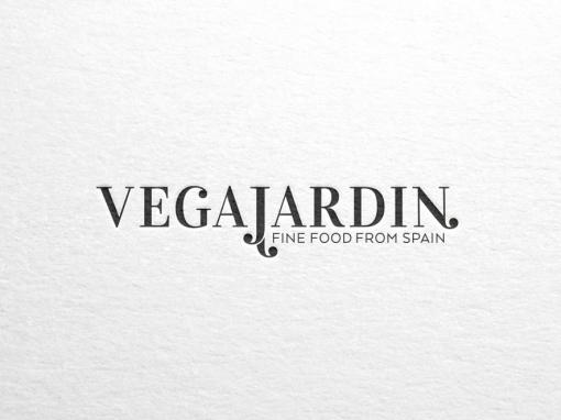 Diseño de marca Vegajardín