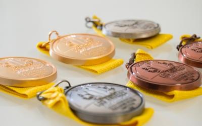 """6 nuevas medallas en """"Los Angeles International"""""""