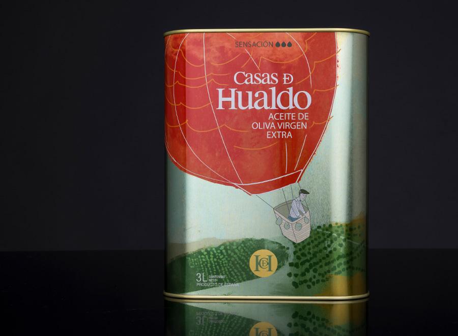 CASAS DE HUALDO. Coupage Sencación y Armonía