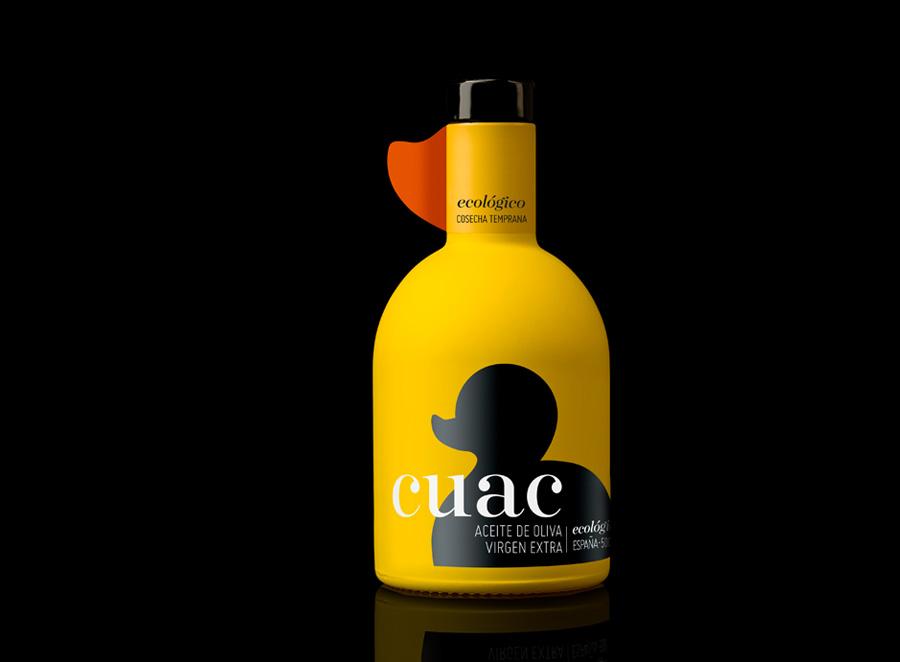 CUAC Aceite de oliva virgen extra
