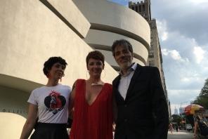"""Recibimos un Oro y una Plata en el Guggenheim de New York por nuestros diseños para """"Cuac"""" y """"Casas de Hualdo"""""""