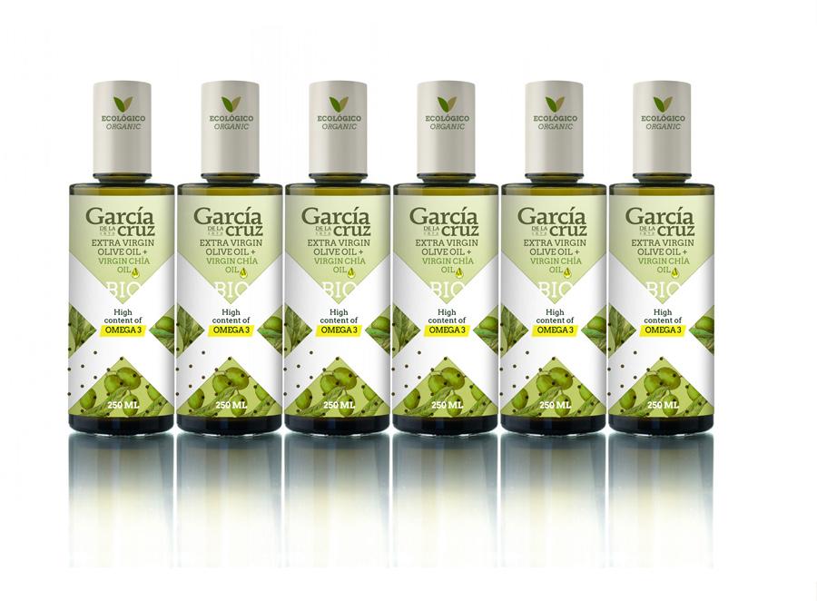 García de la Cruz – Enriched Olive Oils