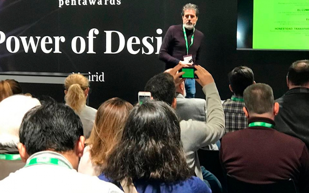 """Power of Design"" conferencias sobre packaging en salón P.I. 2019"