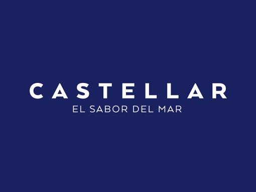 Diseño de marca Mariscos Castellar