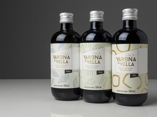 Finca Varona la Vella – diseño de packaging