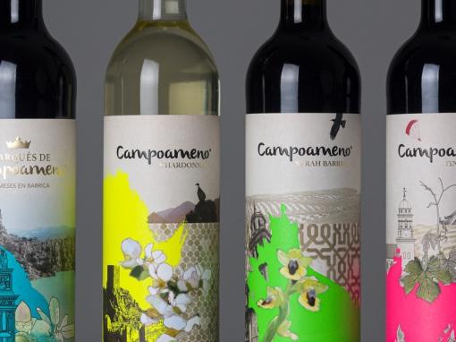 Diseños para Campoameno