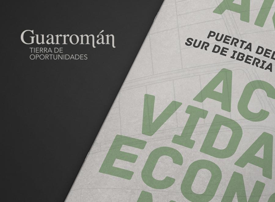 Desarrollo industrial y logístico de Guarroman