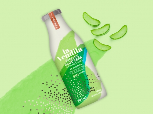 La Vendita, 100% Eco-friendly Aloe Vera