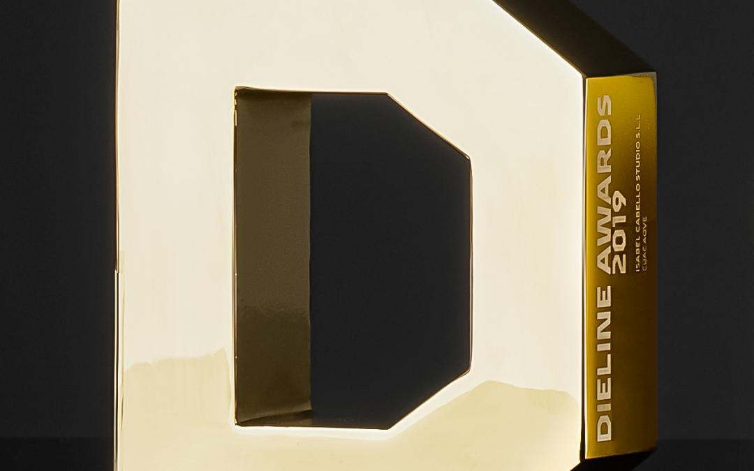 """Premiados con un Oro en los """"DIELINE AWARDS 2109"""""""